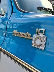 1979 Silverado C10 454 Big Block V8 - 01 (Alan Taylor - ERN) Tags: alantaylor ern 2017 1979 silveradoc10 bluepickup forsale pickup 454bigblockv8 shortbed chevy chevrolet