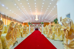 Wedding Hall at Green Grass Hotel (greengrassjaffna) Tags: lunch buffet dinner function hall green grass grand palace wedding birthday party conference concert auditorium marriage reception engagement mandapam manavarai dj dance floor celebration decoration design get together puberty ceremony