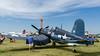 EAA Fri Navy Corsair (dizzent) Tags: summer wisconsin airplane navy july airshow corsair eaa oshkosh airventure 2015