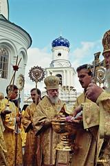 045. Consecration of the Dormition Cathedral. September 8, 2000 / Освящение Успенского собора. 8 сентября 2000 г
