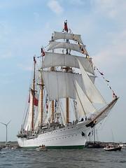 Sail 2015 - Amsterdam (StefanFritz) Tags: holland netherlands amsterdam boot nederland event sail nautical tallship noord zeilboot 2015 ijhaven noordzeekanaal sail2015