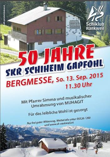 50 Jahre SKR Schiheim Gapfohl