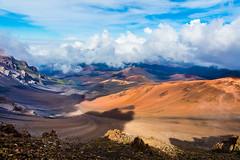 Haleakala Volcano, Maui - 25 (www.bazpics.com) Tags: park mountain rock landscape volcano hawaii lava us amazing scenery rocks unitedstates cone extreme maui national haleakala valley ash hi volcanic devastation cinder dormant cindercone kula devastated
