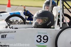 Mistral, St George's Academy Ruskington / Greenpower Bedford Regional Heat 2015 (mattbeee) Tags: students electric race bedford stem education engineering 39 racingcar autodrome greenpower