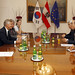 Generalsekretär Linhart trifft Vizeaußenminister von Südkorea Tae-yul