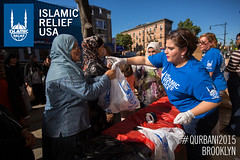 USA Qurbani in Brooklyn with the Arab American Association of New York 2015