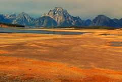 Grand Teton National Park (udbluehens) Tags: grandtetonnationalpark jacksonlake mtmoran grandtetonfallcolors