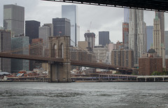 IMG_3795 (kz1000ps) Tags: park nyc newyorkcity 3 tower skyline architecture brooklyn three downtown cityscape waterfront manhattan worldtradecenter dumbo brooklynbridge urbanism 175greenwich