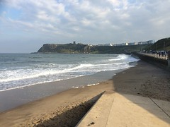 Photo of Tide in, Scarborough, North Bay.