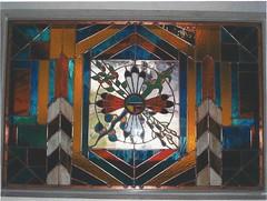 Carole Rychtarik - Entrance Window