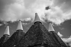Oasts (judy dean) Tags: sissinghurst kent 2015 oasthouse hopkiln judydean sony6000