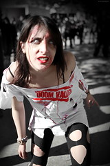 OKIMG_1360 (taymtaym) Tags: luccacomicsandgames2015 luccacomicsgames2015 lucca comics and e games 2015 cosplay cosplayers costumes costumi costume cosplayer zombie girl girls ragazze portrait portraits ritratto ritratti lcg2015