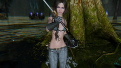 Barbarian explorer CBBE HDT slim (coconuts913) Tags: explorer diana barbarian hdt skyrim cbbe