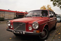 1969 Volvo 165 E Overdrive (NielsdeWit) Tags: favorite volvo utrecht special 164 custom favourite 145 165 nielsdewit al0479