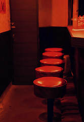 Room for 5 (Spectacle Photography) Tags: red bar photography tokyo shinjuku goldengai  redroom   spectaclephotography