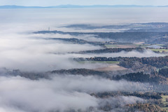Fog Above The Country (Aerial Photography) Tags: by landscape la mood nebel aerial landschaft stimmung luftbild landshut luftaufnahme ndb frauenberg fotoklausleidorfwwwleidorfde 01112014 5d385131