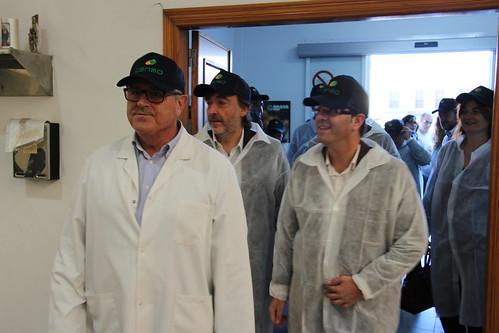 Visita presidente Diputación a CANSO - L'Alcúdia (10-11-2015)