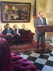 Ohio press event