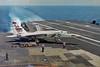 RVAH-3 RA-5C Vigilante BuNo 150834 (skyhawkpc) Tags: aircraft aviation navy naval usnavy usn 1965 vigilante northamerican usssaratoga ra5c cva60 150834 rvah3savagesons gj205