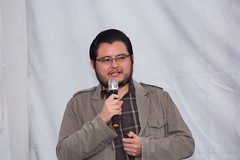 2015_11_09 Mobile Monday Mexico Realidad Aumentada_00004 (Omar Reina) Tags: mexico geek tecnologia realidadaumentada infotec amiti mobilemondaymexico programadoresporcomida
