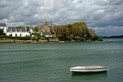 Morbihan, Rivire d'Etel, 2 (Patrick.Raymond (2M views)) Tags: france nikon bretagne morbihan hdr etel expressyourself nikonflickraward