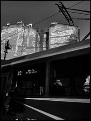 18.11.2015 (Krzysiek Sobiecki) Tags: city monochrome krakw cracow miasto