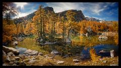 Les 3 lacs (::YS::) Tags: france mountains alps nature montagne alpes automne landscape sony paca automn yann randone mercantour ballades savalle yasa alpha700 yannsavalle