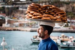 2015 - #Simitci - #Antalya - #Turkey (es_cam) Tags: voyage turkey turquie antalya asie 2015 simitci simitseller