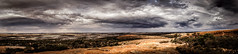 F O U R S E A S O N S (Hunter's Image Store) Tags: leica sunset red sky nature rain weather 50mm landscapes colours pano sony scenic dramatic sunsets australia summicron fourseasons western outback hunter storms legacy scenes skys arid wheatbelt hyden centralwest a7r