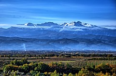 Canigou 10-12-2015_2 (sergecos) Tags: mountain landscape paysage hdr pyrnes massif canigou pyrnesorientales hdrenfrancais d7000 massifducanigou