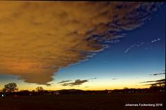 independence day (grafenhans) Tags: sony rx100 rx 100 low light wenig licht abendhimmel sonnenuntergang himmel wolken sterne winter grafenwald