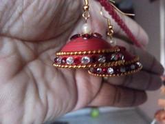20150319_072407 (Gokul Chakrapani) Tags: arts earing putta