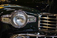 Classic old american car (zivko.trikic) Tags: antique auto automobile automotive green car carheadlights chrome classic classicauto classiccar classicvehicle collector design detail drive front glass headlights history machine mirror motor old parking part shiny show technology transport transportation vehicle vintage vintagecar white museum holland netherlands