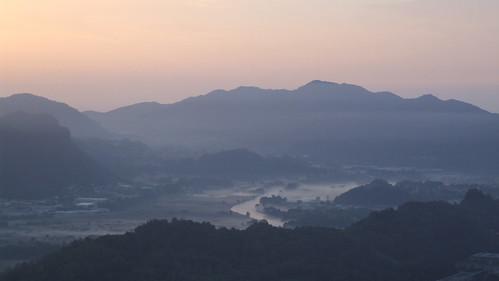 Morning mist, 22.10.2012.