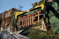 Comet Ping Pong, Washington DC (dckellyphoto) Tags: cometpingpong washingtondc districtofcolumbia pizza restaurant 2016 december exterior sign neon outside