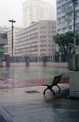 rain (Steve only) Tags: contax tvs iii contaxtvsiii carl zeiss vario sonnar 37673060 3060 f3767 tstar t rf rangefinder fujifilm pro400 pn400n film epson gtx970 v750 snaps city rain