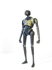 K-2SO - 1/12 - Bandai Model Kit (501st Customs) Tags: star wars rogue one k2so bandai model kit