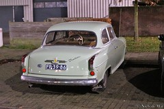 1961 Borgward Isabella (NielsdeWit) Tags: nielsdewit fp3986 ede h 1500 h1500