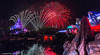 Happy New Year! (Samantha Decker) Tags: canonef1635mmf28liiusm canoneos6d fl florida lakebuenavista magickingdom orlando samanthadecker uwa wdw waltdisneyworld wishes fireworks themepark wideangle