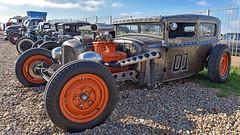 Rat Row... (Harleynik Rides Again.) Tags: 1931 modela rat ratrod custom car v8 victorywheelers haylingisland rust patina nikond810 harleynikridesagain