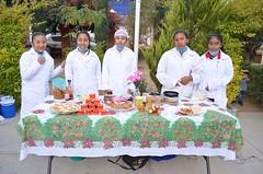 Muestra Gastronomica Escuela Secundaria Nuevo México