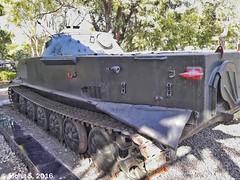 PT-76 (Mohit S92) Tags: cavalrytankmuseum tank museum coldwar pt76 lighttank sovietarmy soviet russia samsung j72016 j76 maharashtra india snapseed military army