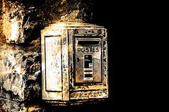 French post box. (Chris, photographe de Nice (French Riviera)) Tags: streetphotography streetart modernart art moderne contemporaryart contemporain