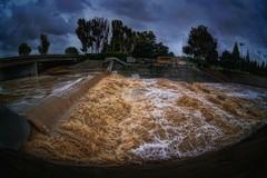 "San Diego ""Creek"" (/\ltus) Tags: hdr sony a6300 internalhdr irvine california socal southerncalifornia rain flooding oc orangecounty creek river"