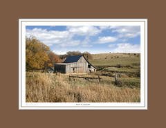 #167 BARN IN AUTUMN (mdturn1) Tags: barns iowabarns oldbarns farming farm images photos history outbuildings farmshed cowshed shelter stable stall outhouse polebarn vintage classic heritage countryside historicbuildings oldfashioned nostalgic sentimentalfarm nostalgicmemories tradition rurallife rustic pastoral agricultural barnyard barnboard decor decorate decorating office home photoimages canvaspints galleryprints gallery