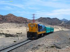 FERRONOR   HUASCO (EL MEJOR FLICK´R DE TODOS!) Tags: huasco tren navidad ferronor
