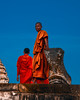 Angkor - Cambodia (Roberto Farina Travel Photography) Tags: cambodia monk angkor angkorwat religion buddhism portrait man culture asia siemreap