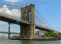 East River (brianac37) Tags: newyorkcity manhattan brooklyn eastriver bridges