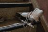 School's Out (Marian Smeets) Tags: schoolsout urbex urbexexploring vervallen verlaten abandoned decay school belgium belgie mariansmeets 2016 schaats slider skate schoolofdecay