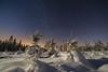 Illuminated winter night (PixPep) Tags: glaskogen arvika finnskogen värmland winter sverige sweden landscape landskap vinter snö snow trees pixpep